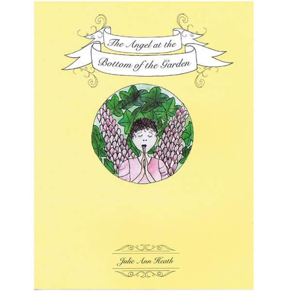 the angel at the bottom of the garden book cover