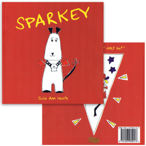 Sparkey book by Julie Ann Heath