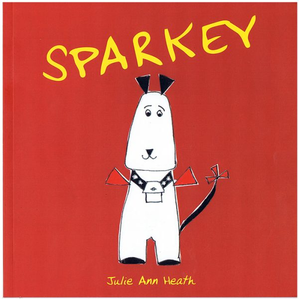 Sparkey book cover