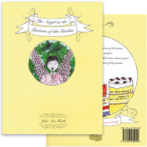 the angel at the bottom of the garden book